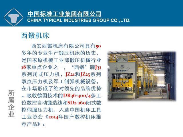 标准工业集团